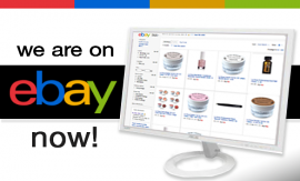 You can find and buy our products on UK EBAY.