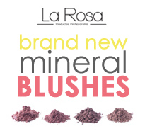 NEW! MINERAL BLUSHES!